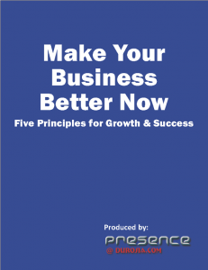 Make Your Business Better Now