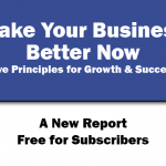 5 Principles to Make Your Business Better Now