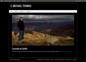 C. Michael Thomas Home Page