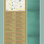 Tate the World in Fenton Village - Map Page